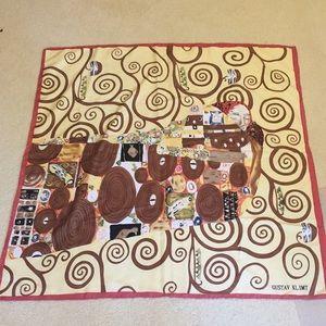 Accessories - Scarf - Klimt design